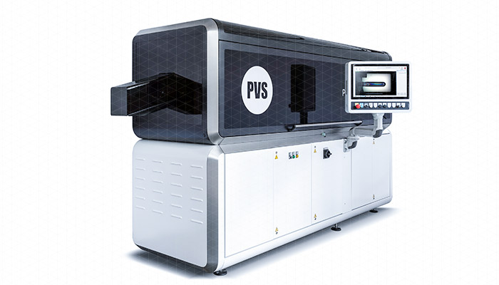 Off-line machine for Quality Control of PET preforms