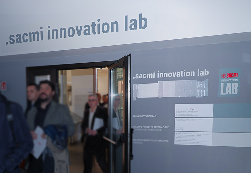 Enabling technologies for industry (SACMI Innovation Lab)