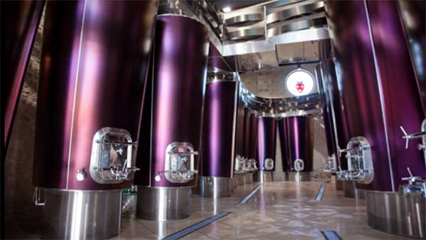 Defranceschi-SACMI, when the winery becomes art