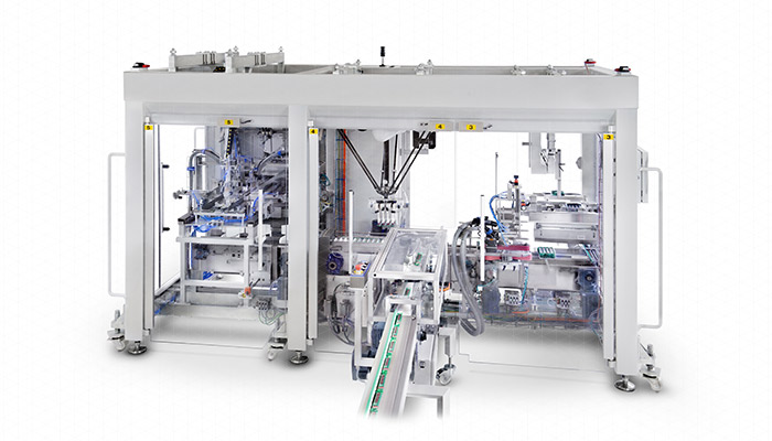 Product packaging and collection system - ACTIVE S222