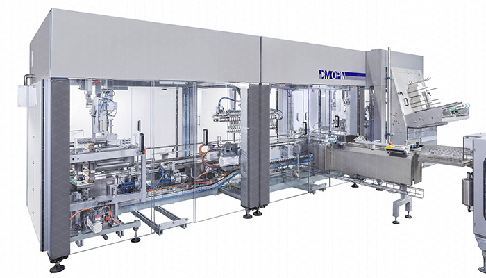 Box forming system - PERFORMANCE S232