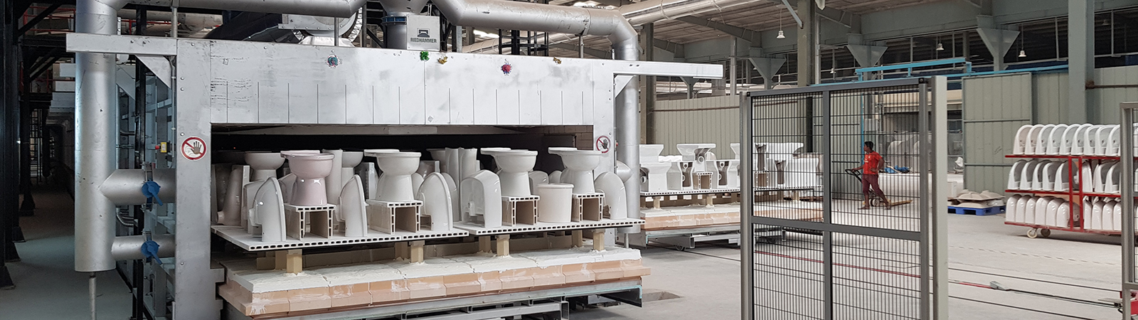 AKIJ Ceramics goes green with SACMI-Riedhammer
